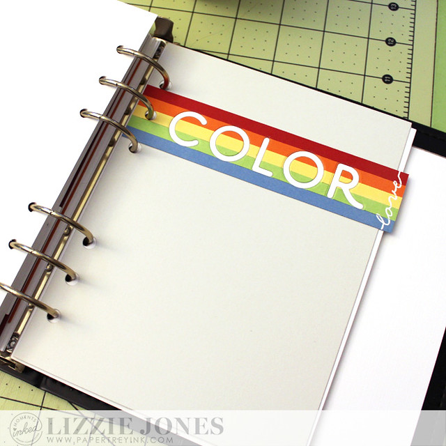 Color Love Divider Page