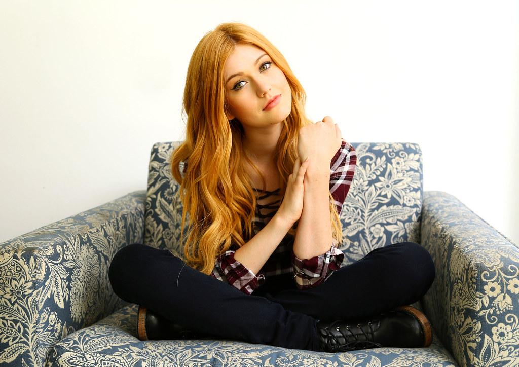 Кэтрин МакНамара — Фотосессия для «Wallflower Jeans» 2016 – 8