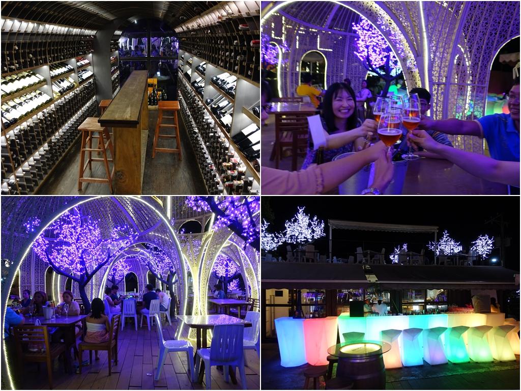 菲律賓宿霧遊學-夜生活-紅酒酒吧
