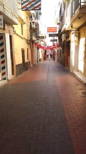Situado en Calle la Palma, en pleno centro y casco antiguo de Benidorm. Solicite más información a su inmobiliaria de confianza en Benidorm  www.inmobiliariabenidorm.com