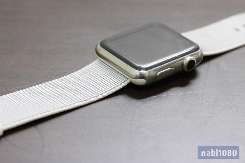 Apple Watch ウーブンナイロンバンド18