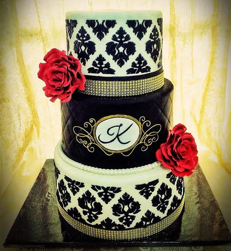 Cake by Elline Magsino