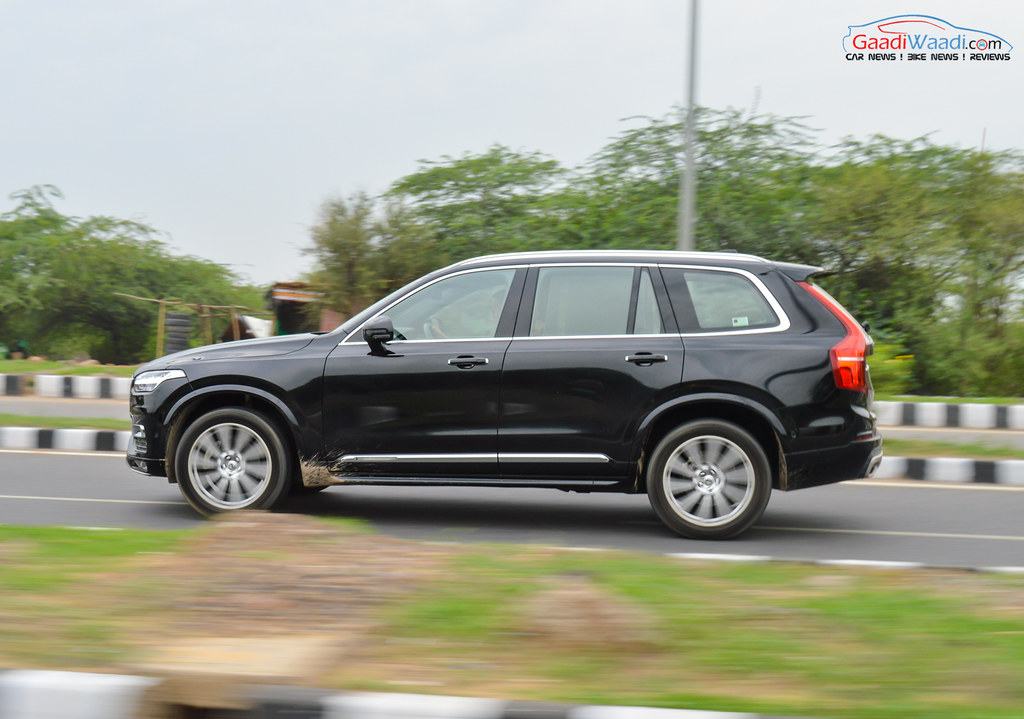 volvo xc90 India Review-36