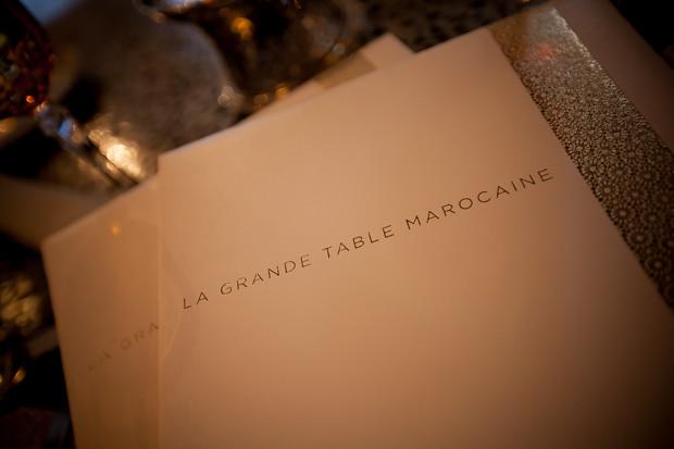 Le Grande Table Morocaine