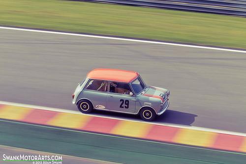 1965 Austin Mini Cooper S by autoidiodyssey