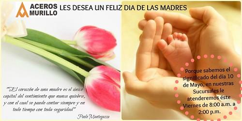 ¡Felicidades Mamá! by Aceros Murillo