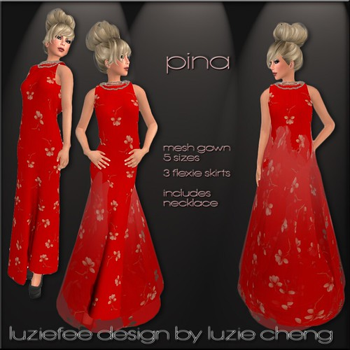 LUZ - Pina red- ad