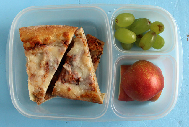 Preschool Pizza Bento #440