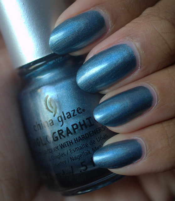China Glaze Take A Trek nail polish