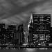 Manhattan Dusk by bryan kelley