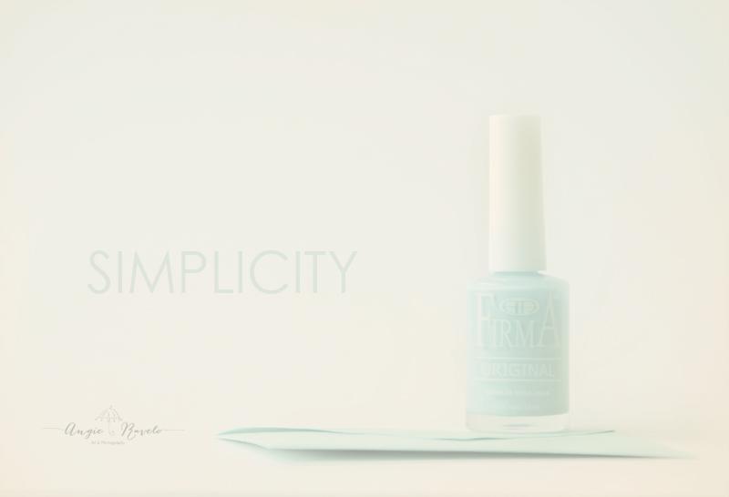 Simplicity in a Tiffany momento