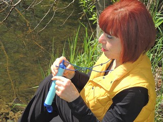 The LifeStraw Personal Water Filter Review   Backdoor Survival