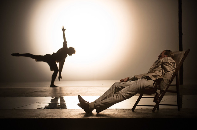 ENO Death in Venice 2013, Sam Zaldivar, John Graham-Hall 2 (c) Hugo Glendinning