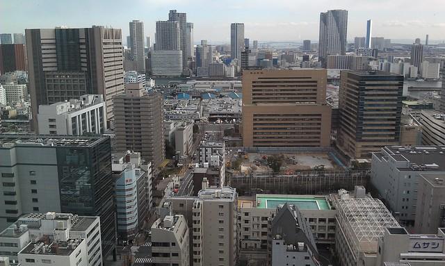 Mitsui Garden Hotel Ginza Premier Room View2 By Saton66610 Flickr Photo