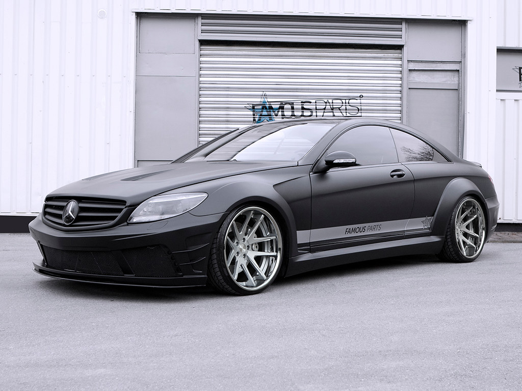 Mercedes Sl Amg Black Series Brabus