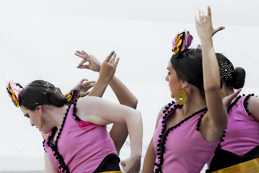 Flamenco dance