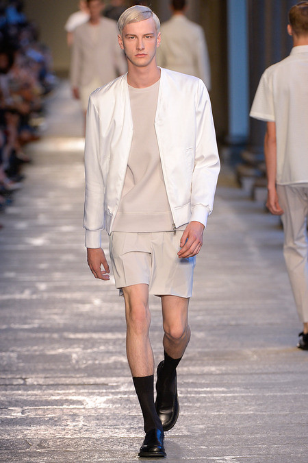 Neil Barrett Spring-Summer 2014 3