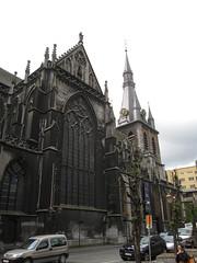 St. Lambert's Cathedral, Liège