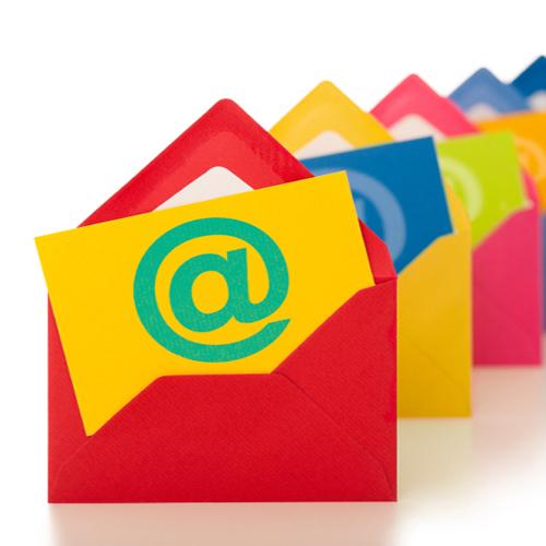 Buenas noticias - email marketing