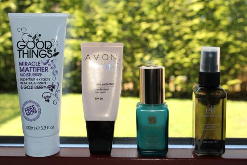 Spring/Summer Face Essentials