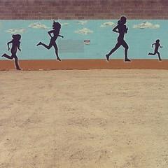 Run #streetart