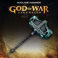 Mjolnir Hammer