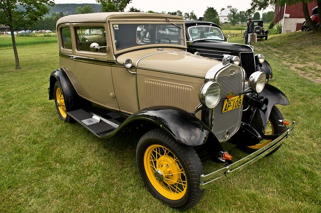 1931 Ford Model A Victoria Flickr Photo Sharing