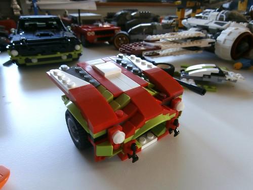 Shelby Cobra WIP 3