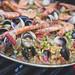 paella mixta by ren & rob