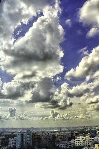 Cloud after Cloud by Emad Islam