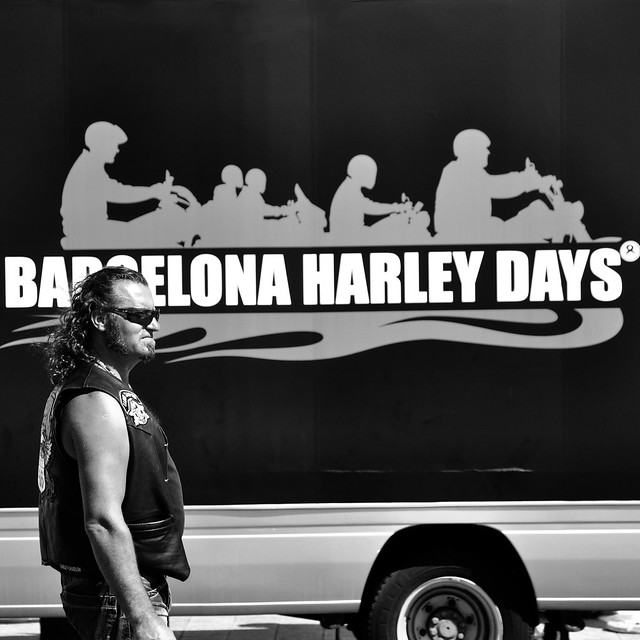 Ride to live, Life to ride. BARCELONA HARLEY DAYS 2013