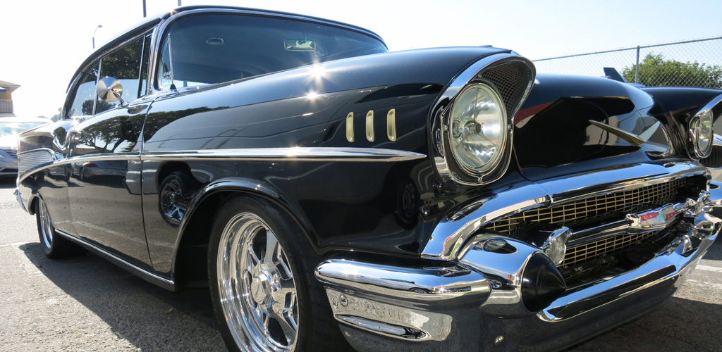Barry Meguiar's 1957 Chevy Bel Air