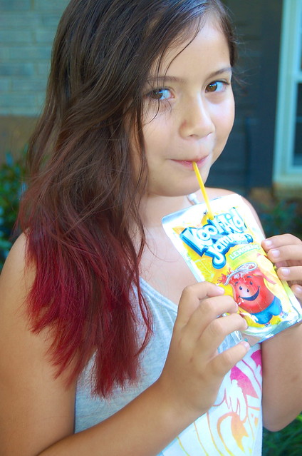 Dyeing Hair With Kool Aid So Kool Oh So Crazy