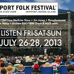 Newport Folk Fest Live on FUV