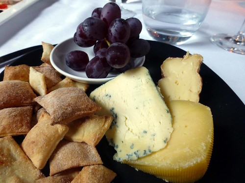 Irish Cheese Board @ The Mustard Seed