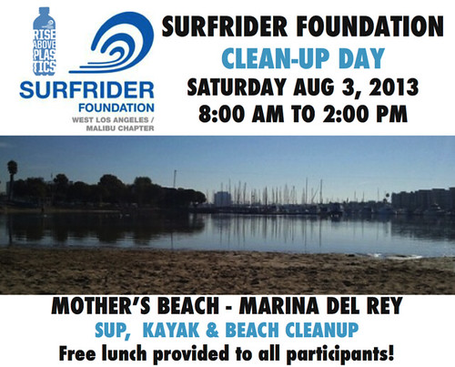 Surfrider Ocean Clean-up Day
