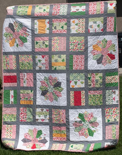 Finished Middle Quilt