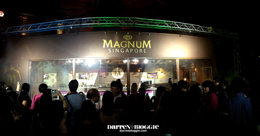 MAGNUM BRINGS THE ULTIMATE INDULGENT PLEASURE TO SINGAPORE