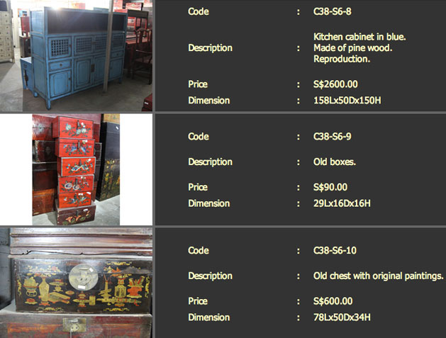 cabinets boxes chests - antique furniture