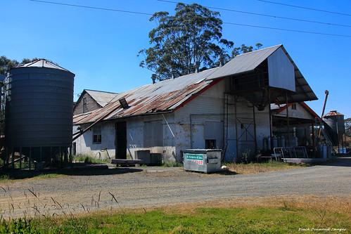 Rural Produce Store (Formerly Dyers Crossing Rural Co-operative Butter Factory), Wallanbah Rd, Dyers Crossing, Near Nabiac, NSW