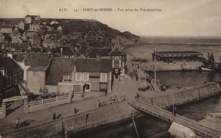 Hôtel de l'Europe, quai Félix Faure