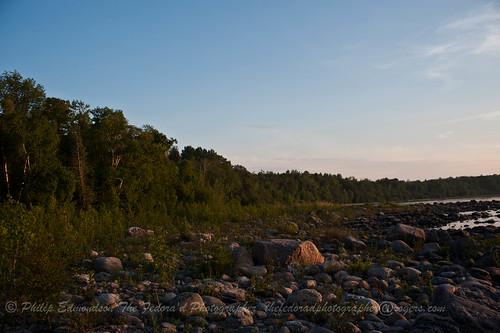 Evening Shore
