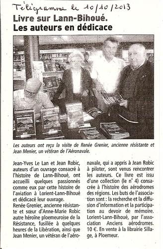 Lorient – Lann-Bihoué : Revue de presse
