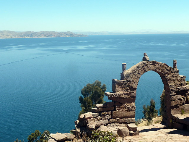 Photo:Lago Titicaca - Isla Taquile By:pululante