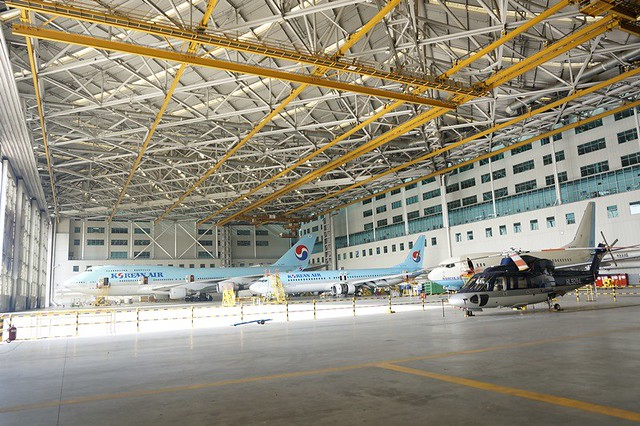Korean Air Building - Korea - Aviation Facility Tour - asian on air blogger-008