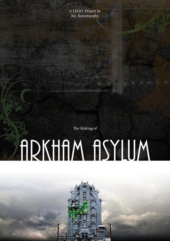 Making of Arkham Asylum 01