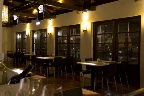 17 飯店珍饌廳晚餐氛圍