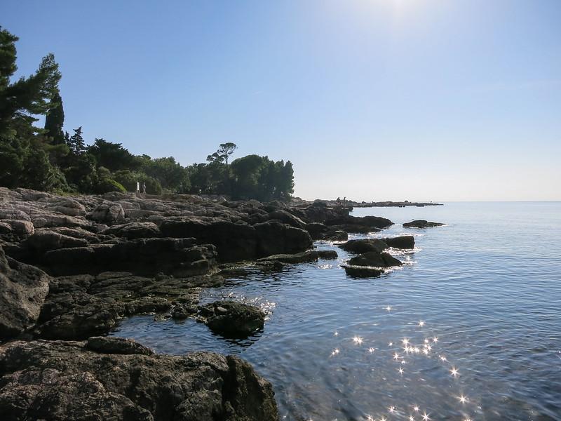 Lokrum and the Adriatic