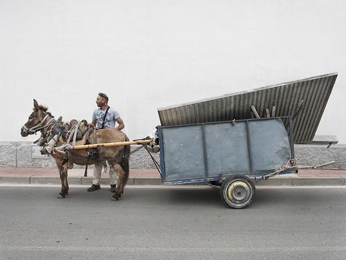 Vidas recicladas. Imaxe 2 - Manuel Zamora