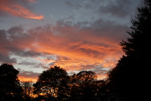 clouds sunsets wickfordri